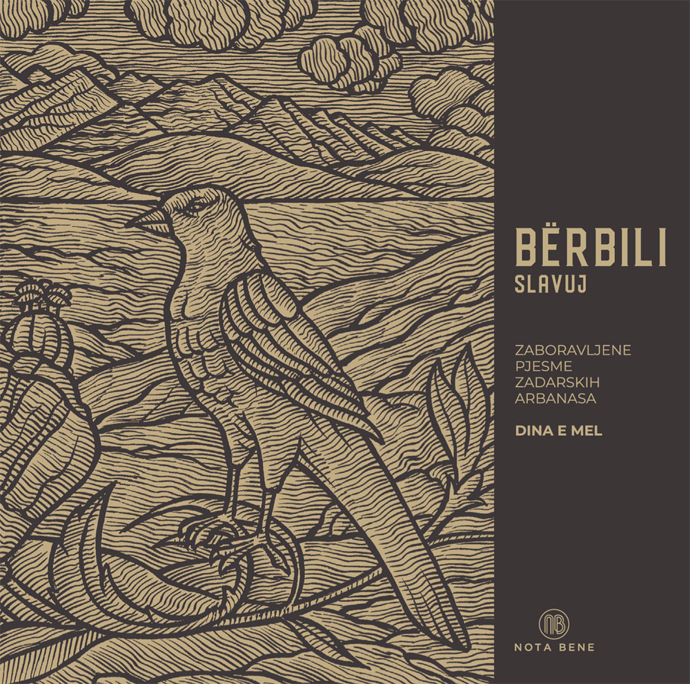 Bërbili – zaboravljene pjesme zadarskih Arbanasa